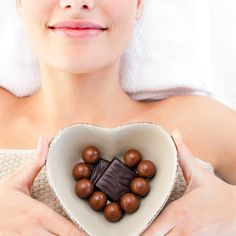 Reasons Dark Chocolate is good for you