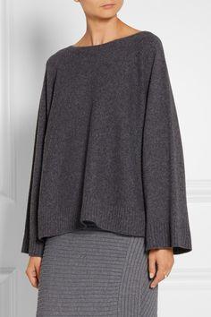 The Row | Minola cashmere sweater | NET-A-PORTER.COM