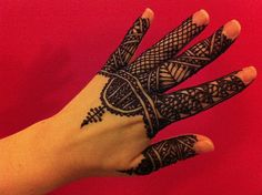 Henna Party Nyc : Some of best henna tattoos