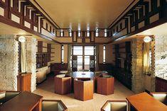 旧山邑家住宅の応接室