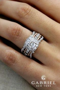 30 Most Popular Engagement Rings For Women ❤️ Can't find the right engagement ring? First of all you'll need to select a style. And look at the collection of the most popular engagement rings for women. See more: www.weddingforwar…
