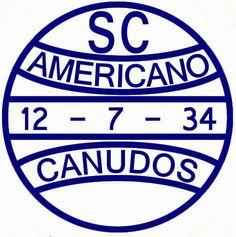 Americano de Novo Hamburgo Rio Grande Do Sul, Soccer Teams, Football, Badges, Sports, Cards, Times, World, Awesome