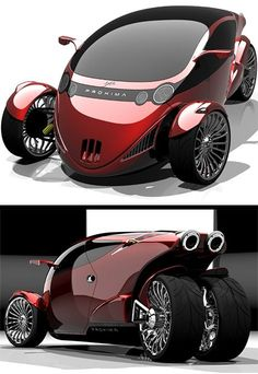 Proxima Car-Bike . Build it , I will by the first one off the line .