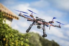 A Fair Flight: Drone Photography and the Law
