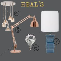 """""""heal's lighting 4"""" by nylonliving on Polyvore"""