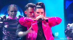 Laura Pausini y Mario Domm  - Víveme/ Mientes / Enamorada (Premios Juven...
