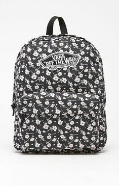Back to School - Vans Realm Graphite Backpack