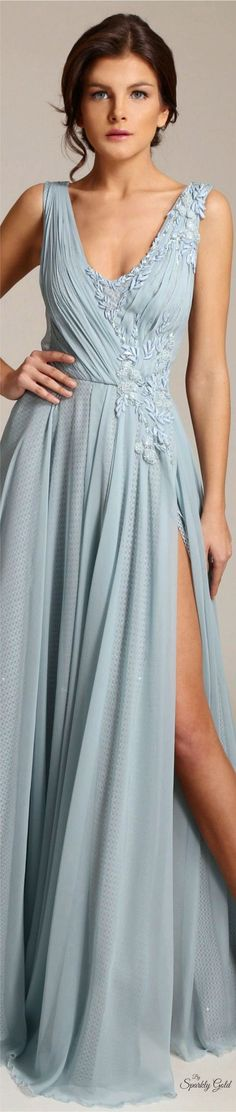 Abed Mahfouz Spring 2016 Couture