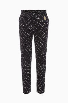 Pantalone stampa losanga