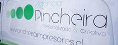Desarrollo de producción gráfica y decoración para vehículo corporativo de Agencia Pincheira Creativity, Projects