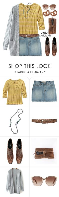 """My Favorite Cardigan"" by grozdana-v ❤ liked on Polyvore featuring Patagonia, Marc by Marc Jacobs, H&M, Matt & Nat, Chloé and mycardi"