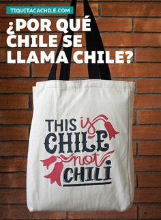 ¿Por qué Chile se llama Chile? Why is it called Chile?