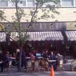 Rouge Restraurant & lounge in Rittenhouse Square section of Philadelphia