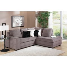 1000 images about couch on pinterest living room sofa for Brick meuble canada