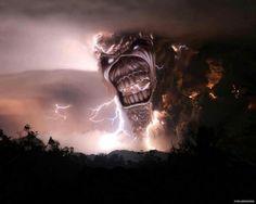 Eddie (storm) Iron Maiden
