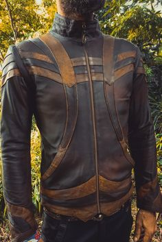 1Info Size Chart Finally, a new men's Anahata Designs leather jacket, now available.. The paneled decadence of this versatile Taurid jacket is made from the s