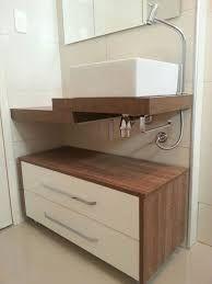 Image result for armarios de banheiro com rodinhas