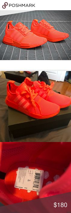 63af69f24 Shop Men s adidas Red size 10 Shoes at a discounted price at Poshmark.  Description  Brand new in box