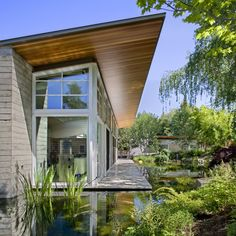 Atherton Residence - A project by Turnbull Griffin Haesloop Architects