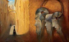 Vladimir Kush, a Surrealist Artist ~ Blog of an Art Admirer