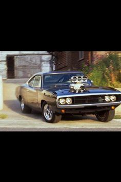 1973 dodge charger with blower