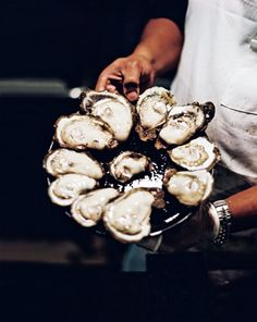 The Oyster Guide:    A look at the briny beauty of a Southern oyster  Photo Credit: Peter Frank Edwards.