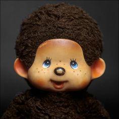 Il Monciccì, il pupazzo scimmietta super famoso all'epoca. Si poteva mettere il pollice in bocca! Ne avevo diversi ^_^