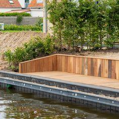 Garden Stairs, Get Outside, Garden Inspiration, New Homes, Deck, Landscape, Outdoor Decor, Gardens, Yard
