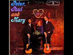 Peter, Paul & Mary - 500 Miles (1962)  I truly believe she had one of the most beautiful voices I've ever heard.