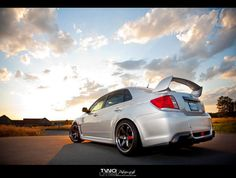 Japanese can be proud of their car making technology cos these cars are super popular all over the world! Jdm Subaru, Subaru Cars, Subaru Impreza, Expensive Sports Cars, Cool Sports Cars, Sport Cars, Subaru Legacy, Wrx Sti, Japanese Cars