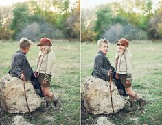 who owns kid clothes like these? Simplicity Photography, Hiking Photography, Little People, Vintage Children, Children Photography, Kids Fashion, Photoshoot, Couple Photos, Couples