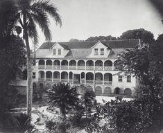 Militair Hospitaal te Paramaribo