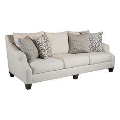 Sofa in Lavish Cream | Nebraska Furniture Mart