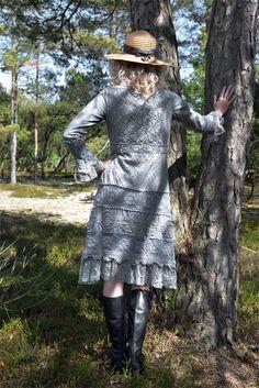 Jeanne d'Arc Brocante Love Dress | Women's Clothing FLAXgirl
