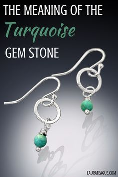 meaning of the turquoise gemstone December birthstone Presents For Best Friends, Mothers Day Presents, Turquoise Gemstone, Turquoise Earrings, Retirement Gifts For Women, 50 And Fabulous, Unique Gifts For Women, Knitting Accessories, Holiday Fashion