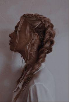 Aesthetic Women, Aesthetic Hair, Hair Inspo, Hair Inspiration, Belle Photo, Cute Hairstyles, Hair Goals, New Hair, Hair And Nails