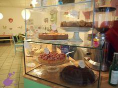 Kuchen im Café Fuchsbau