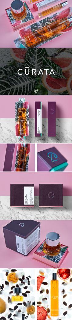 Curata beauty product logo and packaging by Haryco branding and design | Fivestar Branding Agency – Design and Branding Agency & Curated Inspiration Gallery #beautyproducts #packaging #packagedesign #branding #typography #logo #design #behance #pinterest #dribbble #fivestarbranding