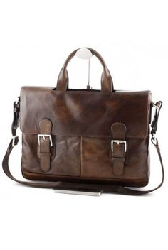 """""""Made in Italy"""" Ladies Leather Briefcase - Gutenberg https://largepurseshop.com/collections/leather-briefcases/products/made-in-italy-ladies-leather-briefcase-gutenberg"""
