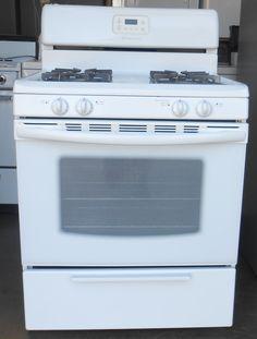 Appliance City - FRIGIDAIRE 30 INCH GAS RANGE WHITE , $349.00 (http://www.appliancecity.info/frigidaire-30-inch-gas-range-white/)