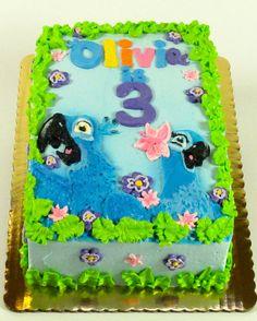 Rio Birthday Cake, Rio Birthday Parties, Birthday Celebration, Boy Birthday, Birthday Ideas, Rio Cake, Carolines Cakes, Rio Party, Cake Design Inspiration