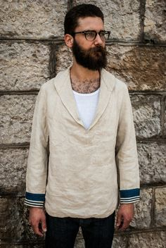 vintage navy jumper