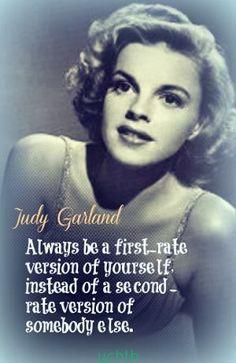 Garland Quotes. QuotesGram by @quotesgram