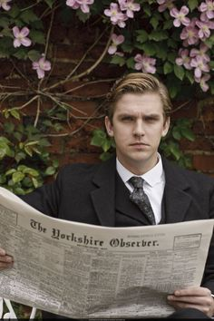 Matthew Crawley -  You ruined the whole show, when you left!  I miss you, more than Lady Mary, does!