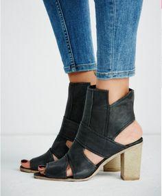 Free People - Effie Block Heel