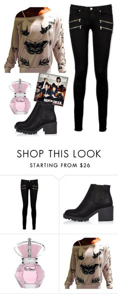 """1D"" by bodotami on Polyvore featuring Paige Denim, River Island, forever, harrystyles, directioner and OneDirectiom"