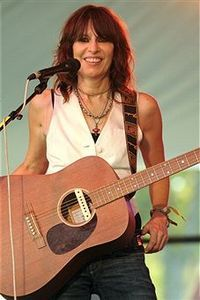 Chrissie Hynde    Chrissie owns a vegan Italian-Mediterranean restaurant, VegiTerranean, in her hometown of Akron, Ohio.