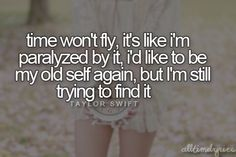All Too Well - Taylor Swift <3