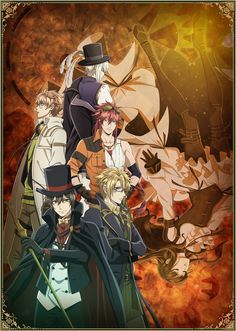 """Crunchyroll - """"Code: Realize - Guardian of Rebirth"""" Gets TV Anime Adaptation in October"""