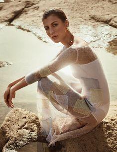 Mujerhoy Magazine July 2018 Rasa Valentino by Jonathan Segade